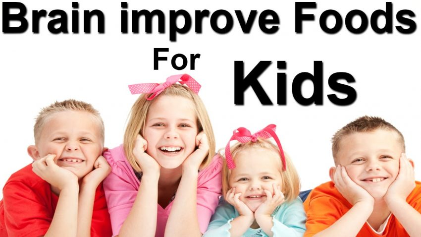 10 super foods for your child healthy development