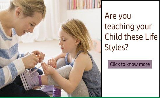 Ten Life skills for children