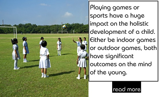 Importance of Games and Sports in Students' Life