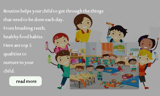 Qualities to Nurture in your Child