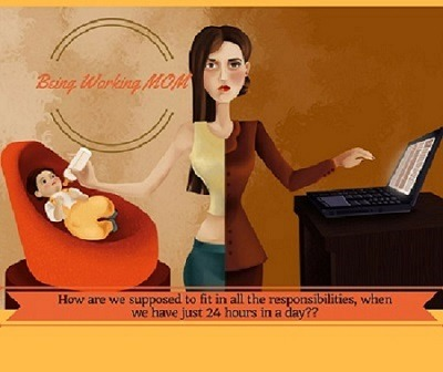 being working mom