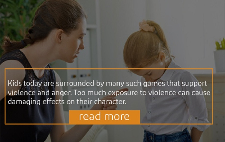 Increasing Violence Among Kids
