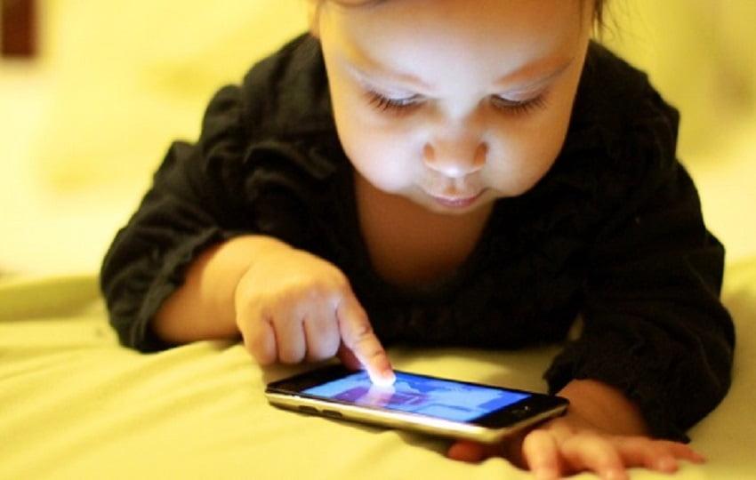 Childhood Lost in Digital World