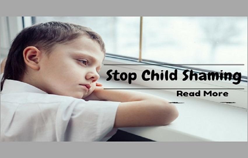 Child Shaming