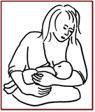 Best Breastfeeding positions for Mother and Baby