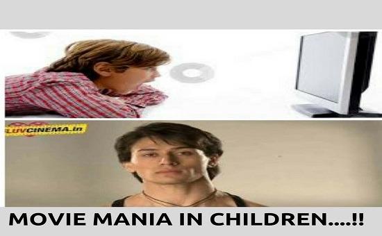 Movie Mania in Kids