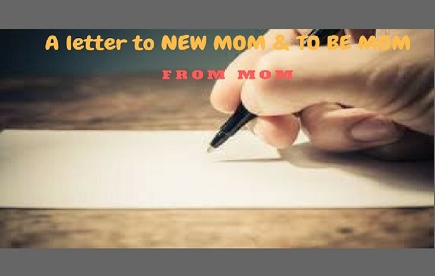 Letter for To be Mom and New Mom