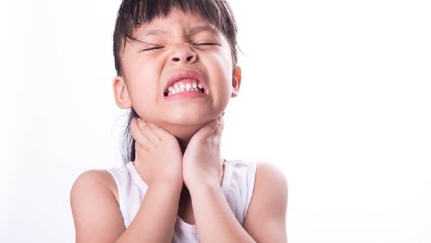 Home Remedies To Tackle Tonsillitis In Children