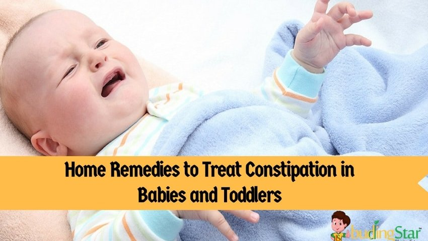 Natural Way To Treat Constipation In Babies