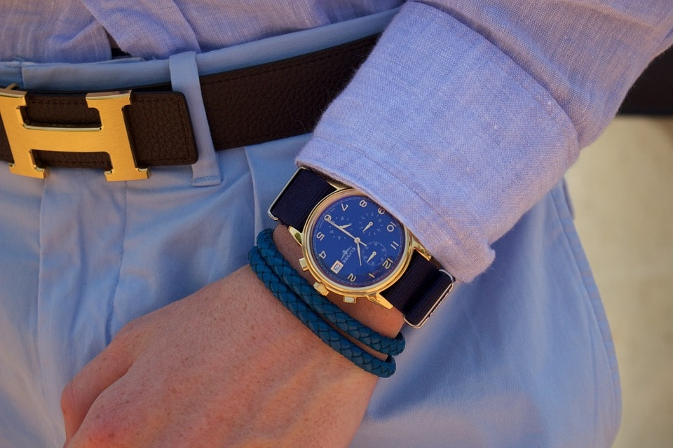 How to maintain luxury watch