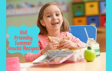 Kid friendly summer snacks