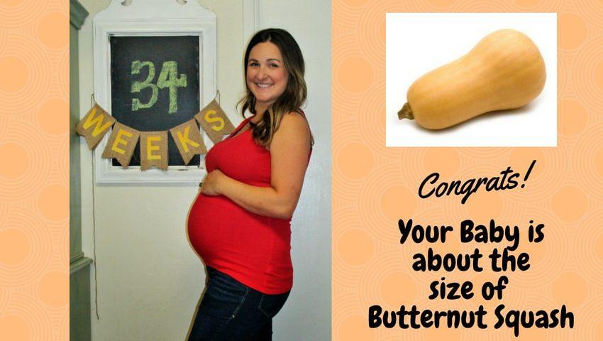 Pregnancy week 34