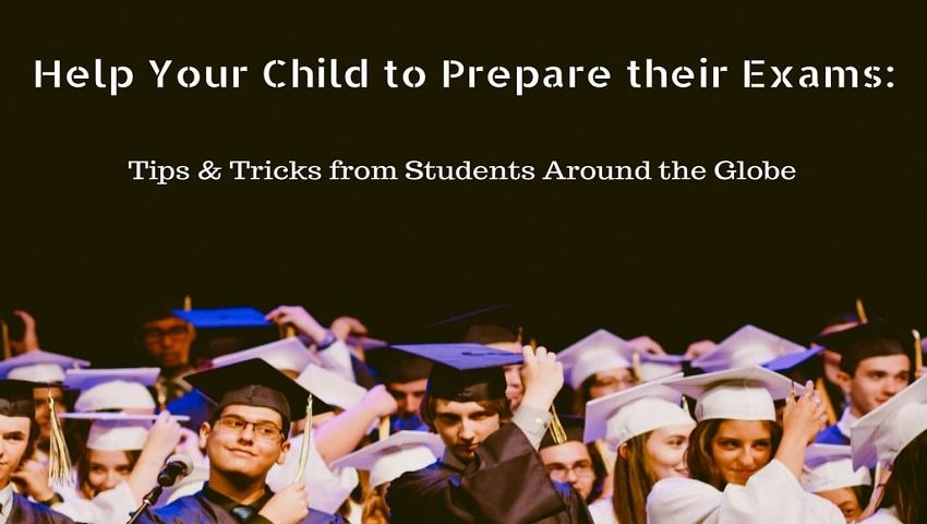 Help Your Child to Prepare their Exams