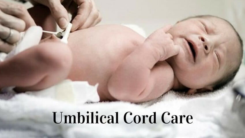 how to take care of Umbilical Cord Stump
