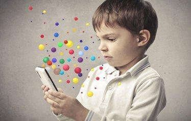 Childhood-Lost in Digital World