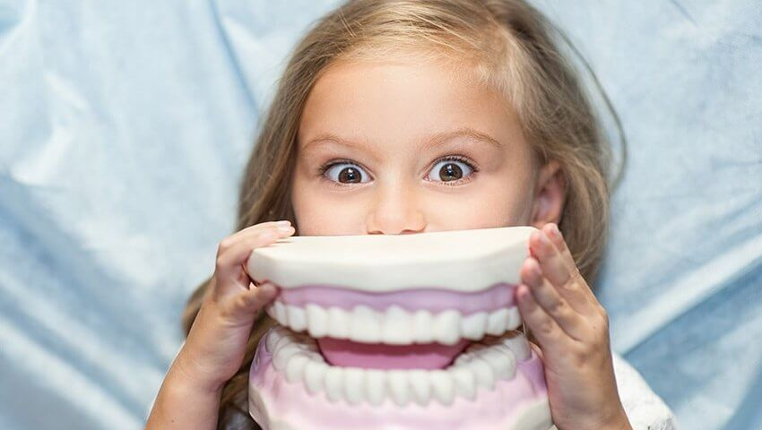 Dental Hygiene in Babies, Toddlers and Children